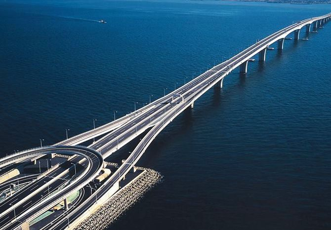 15 amazing underwater tunnels rediff com business