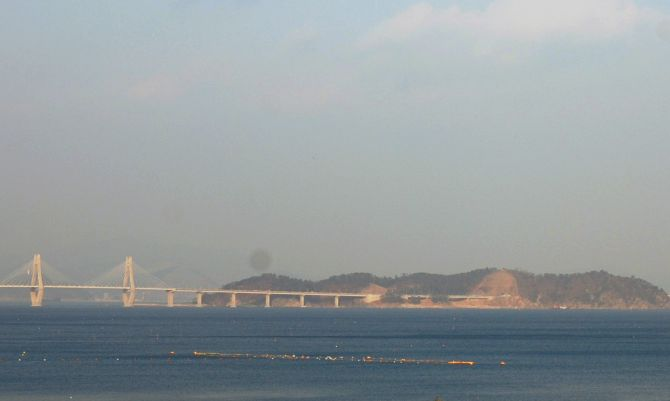 Busan-Geoje Fixed Link.