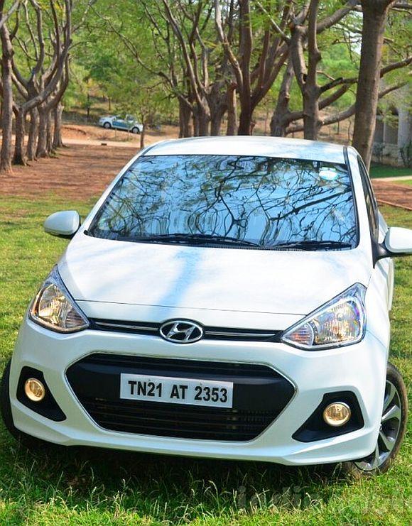 Hyundai Xcent diesel.