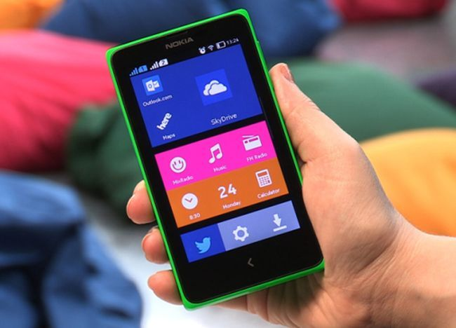 Nokia X: Better than Android phones in its price band