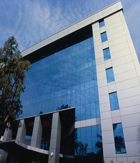 Sun Pharma's corporate office.