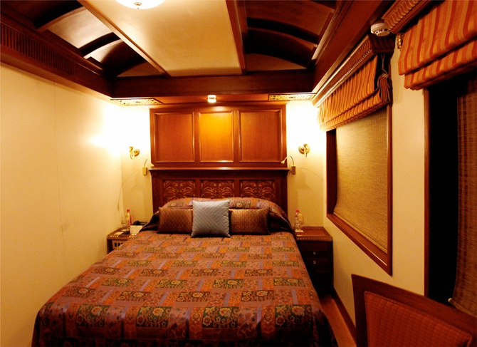 Maharajas' Express: Onboard India's most luxurious train
