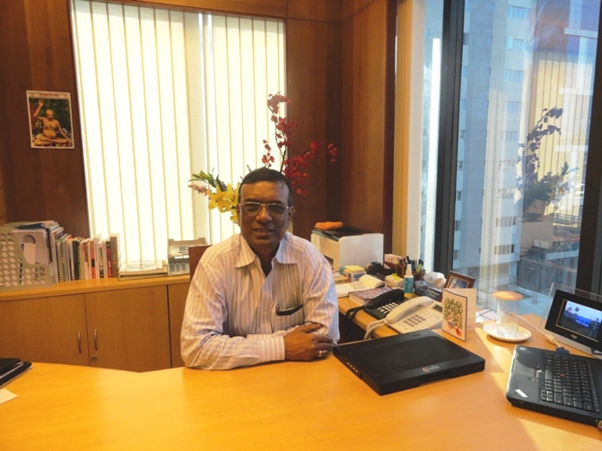 Bandhan CMD Chandra Shekhar Ghosh.