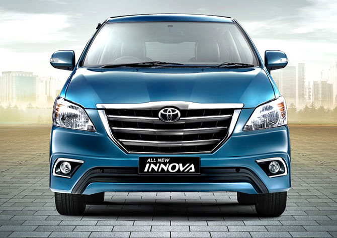 Toyota to recall 45,000 units of Innova in India