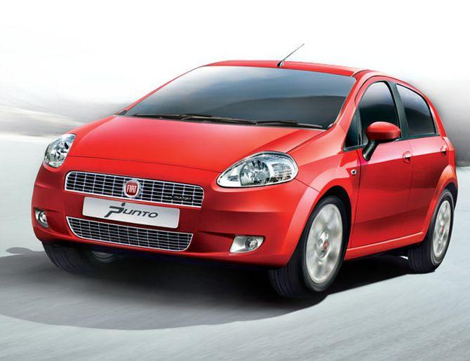 Fiat Punto 2013.