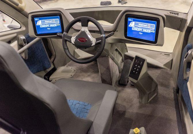 Walmart Advanced Vehicle Experience.