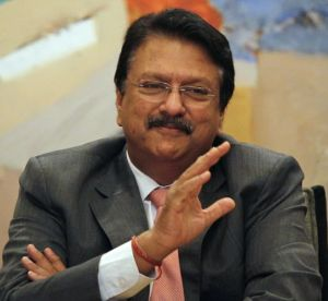 Ajay Piramal, chairman Piramal Enterprises.