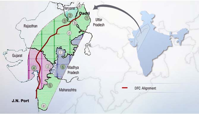 Delhi-Mumbai Industrial Corridor