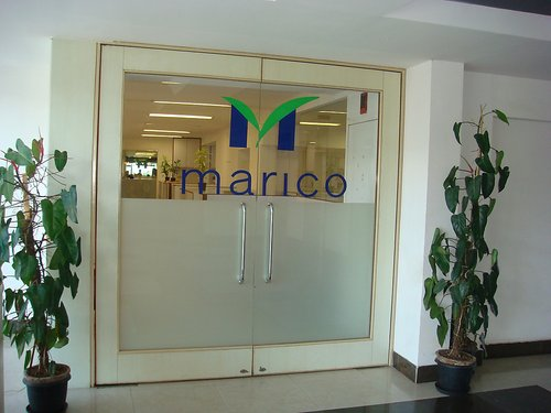 Marico office.