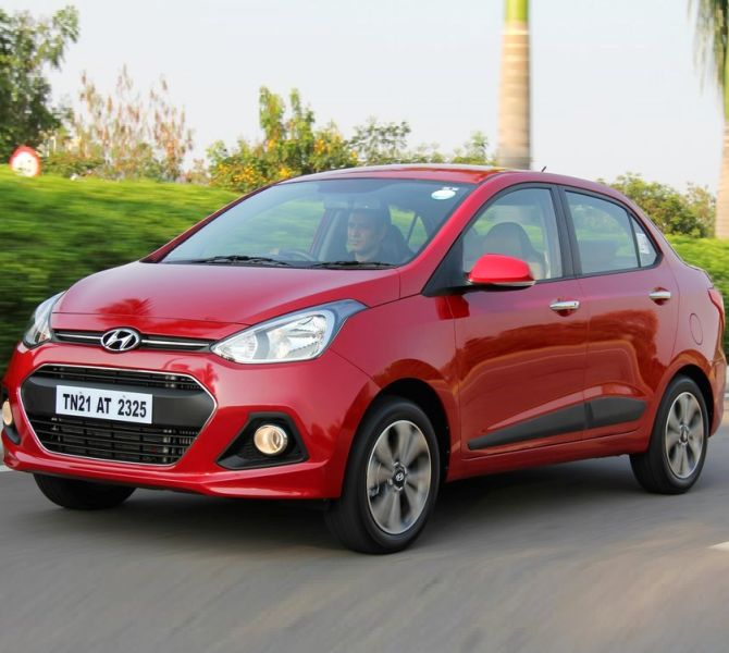 Hyundai Xcent is the most value for money sedan