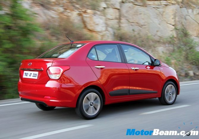 Hyundai Xcent Is The Most Value For Money Compact Sedan