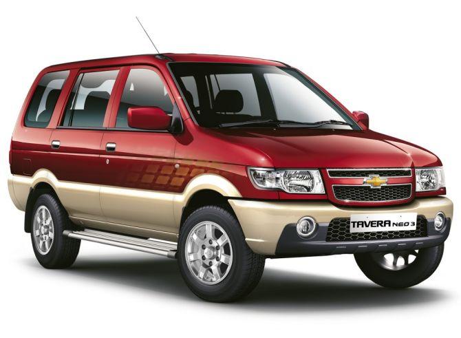 Chevrolet Tavera.