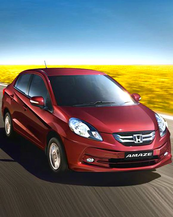 Honda unveils anniversary edition Amaze to take on Xcent