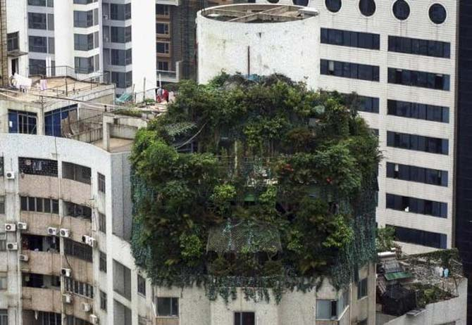 15 bizarre buildings around the world