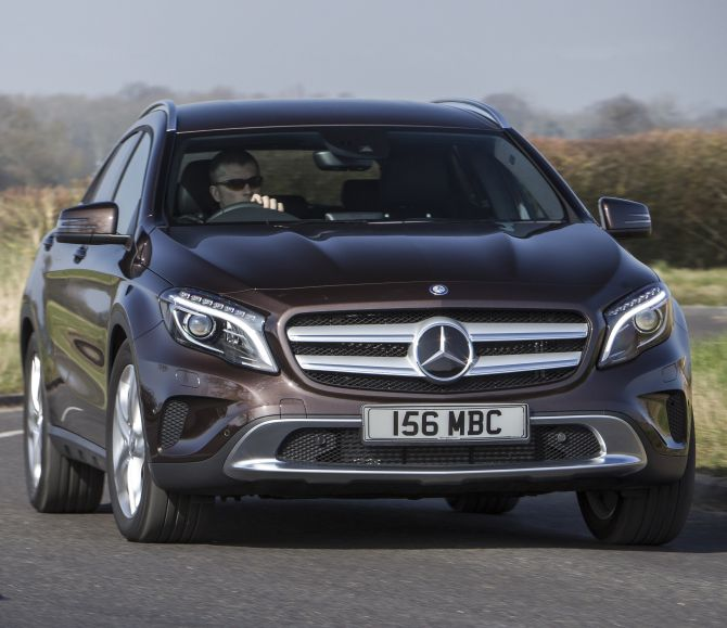 7 awesome entry level luxury cars coming soon to india for Mercedes benz gla india