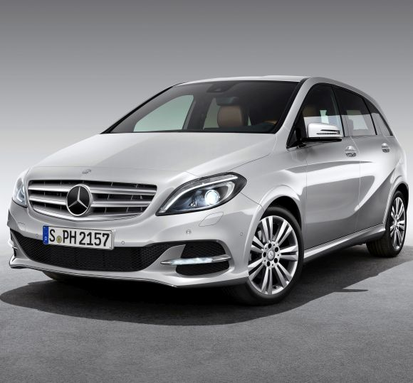 Mercedes B-Class.