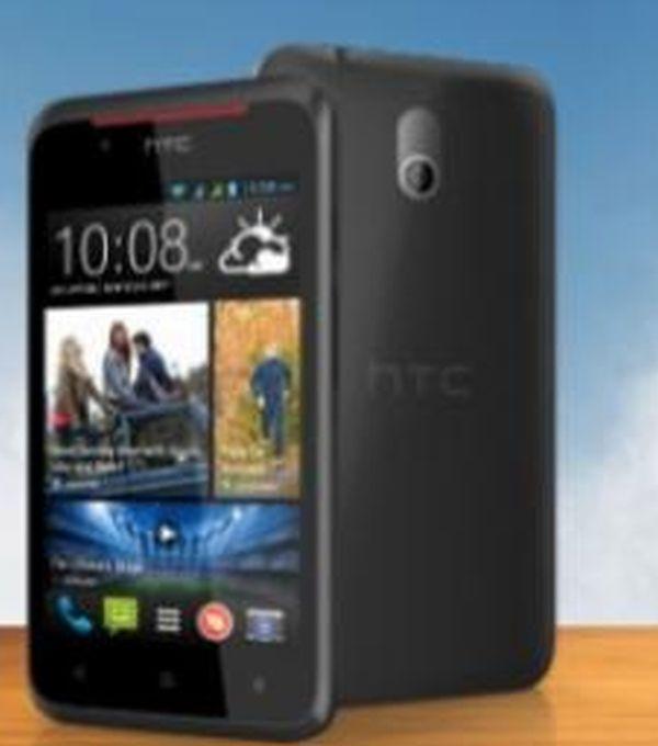 HTC Desire 210.