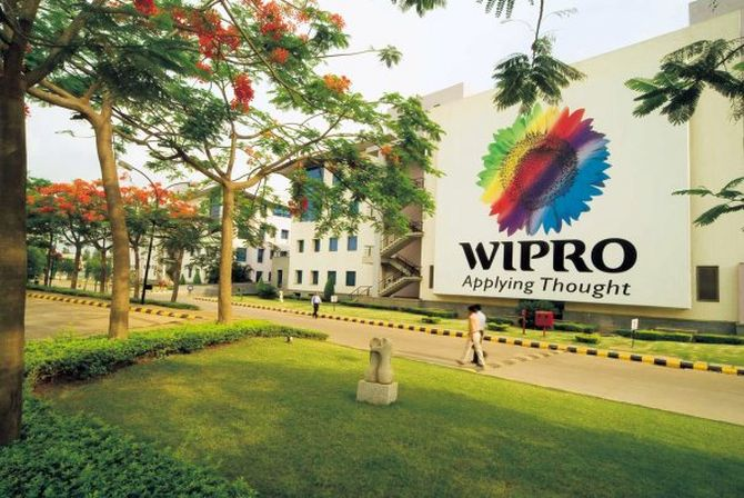 Wipro has embarked on different initiatives to push re-skilling of employees.
