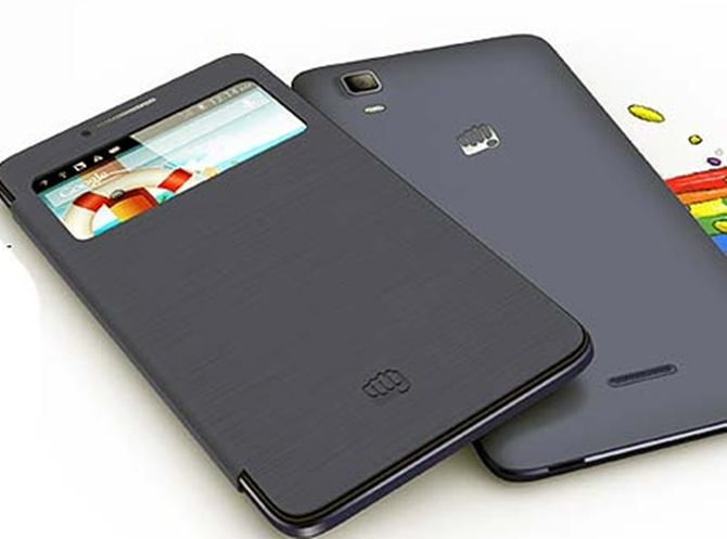 Micromax launches 'Canvas Doodle 3' for Rs 8,500