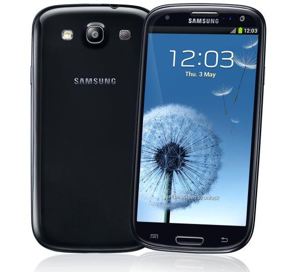 Samsung Galaxy S3 Neo.