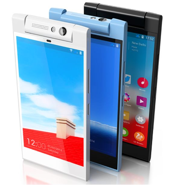 Gionee Elife E7 Mini.