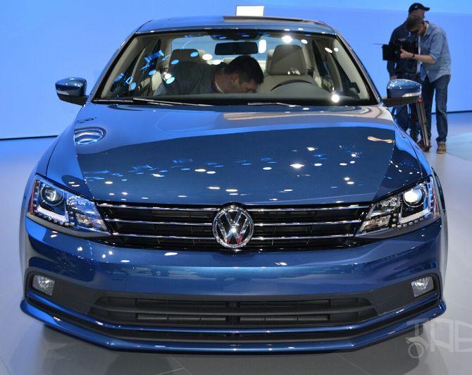 VW Jetta.