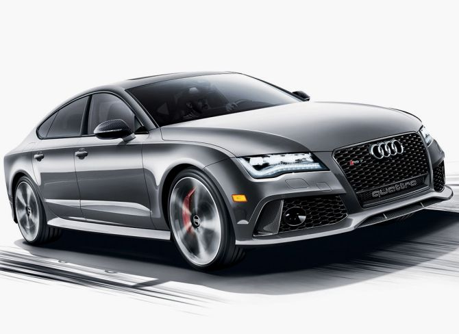 Audi RS7 Dynamic Edition.