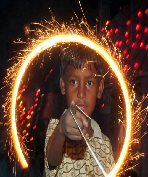Firecracker industry lost Rs 15 crore.