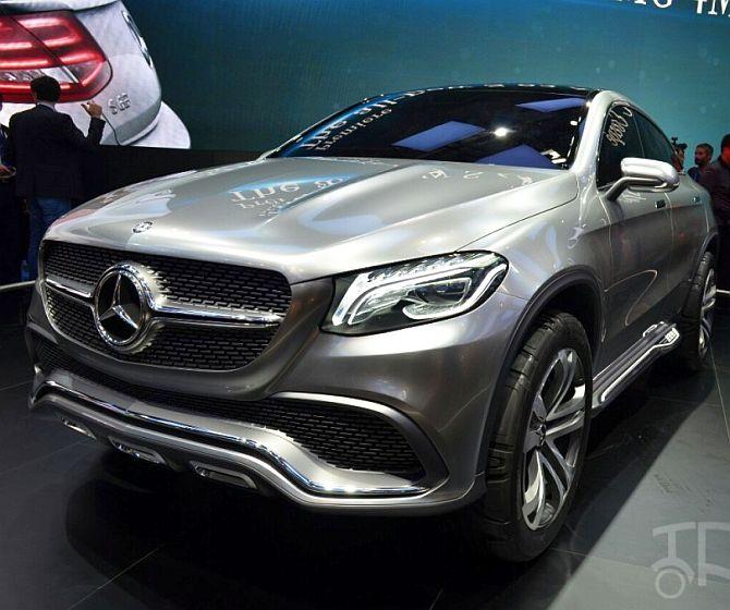 Mercedes-Benz Concept.