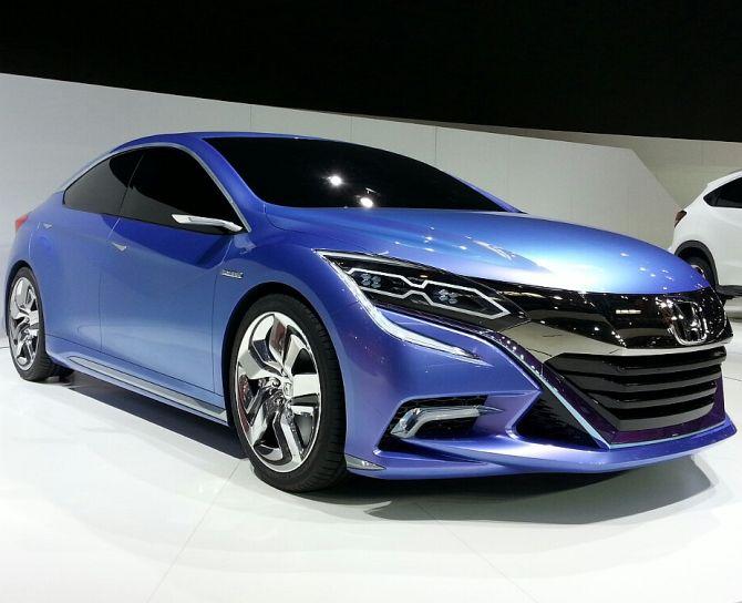 Honda Concept B.