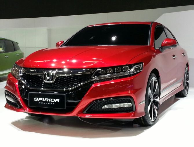 Honda Spirior.