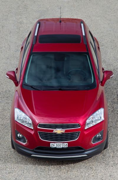 Chevrolet Trax.