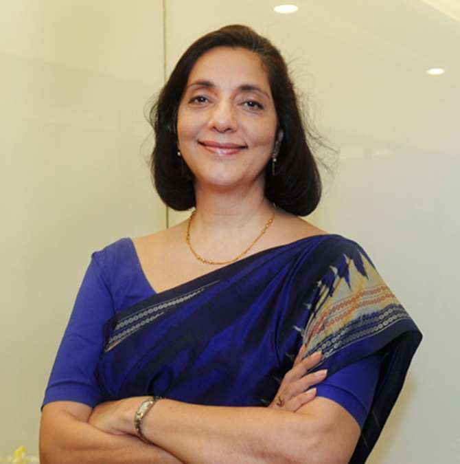 Meera Sanyal.