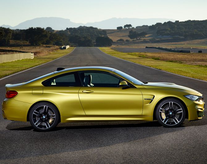 M4 Coupe.