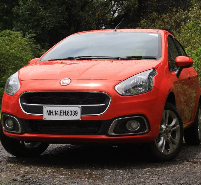 Fiat Punto EVO: It has better ride quality than Swift, Polo