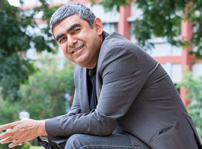 Automation, innovation to reshape Infosys: Sikka
