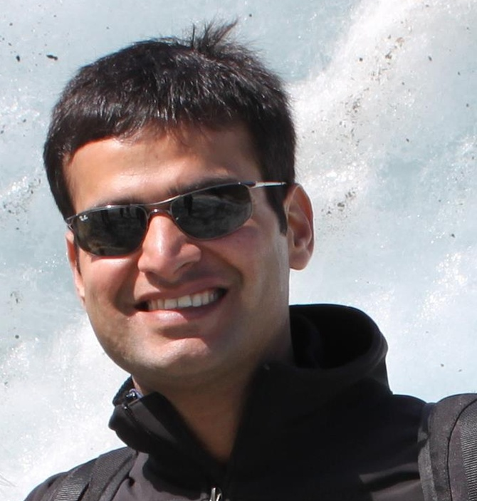 Rohit Bansal, co-founder and COO of Snapdeal.