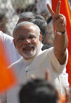Narendra Modi. Reuters