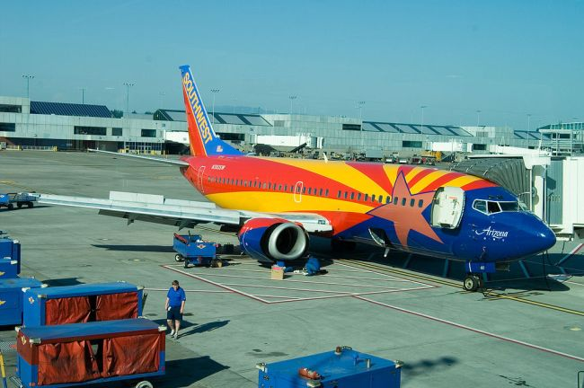 Southwest Airlines offers best fares in the Budget air travel segment.