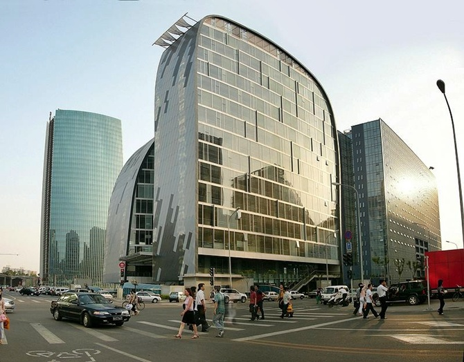 Zhongguancun, technology hub in Haidian District