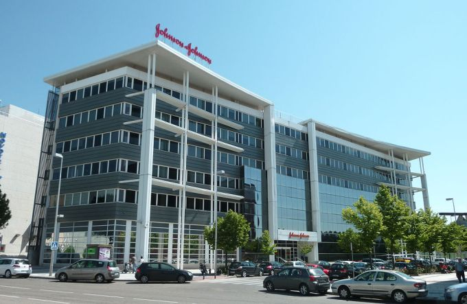 Johnson & Johnson offices in Madrid