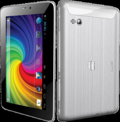 A Micromax tablet.