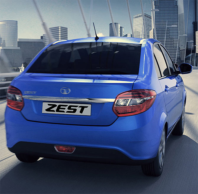 Tata Motors launches stylish sedan Zest at Rs 4.64 lakh