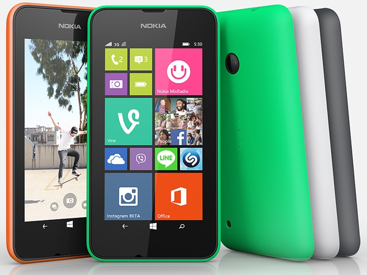 Microsoft launches 'most affordable' Lumia smartphone