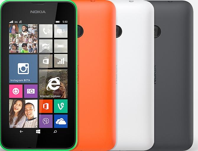 New Lumia 530