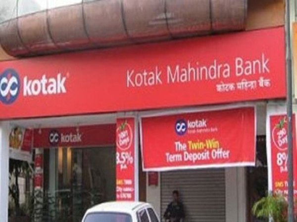 Kotak Mahindra Bank offers personal finance solutions of every kind from savings accounts to credit cards, distribution of mutual funds to life insurance products, say the bank's website.
