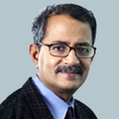 N R Prabhala, chief mentor and head of research at the Centre for Advanced Financial Research and Learning.