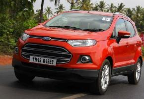 Ford EcoSport achieves 1 lakh sales milestone