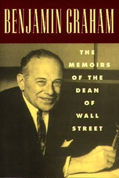 Cover of the book The Memoirs of the Dean of Wall Street.