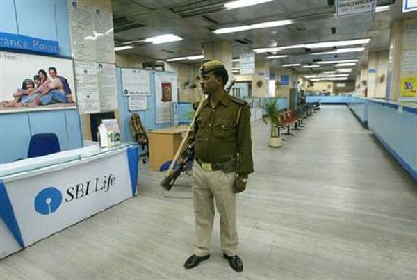 SBI has over 15,000 branches across the country and approximately 200 branches globally.